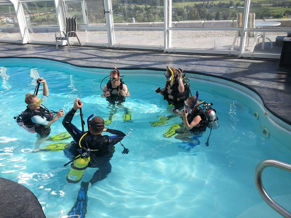 Scuba Lessons - Innerspace Watersports